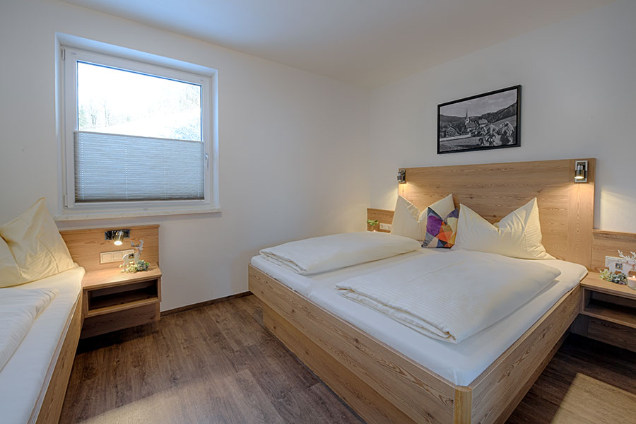 Apartment Zimmer